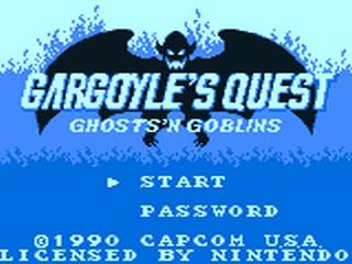 [GB] Gargoyle's quest : Ghosts'n'Goblins Garg_titre-e9cb80