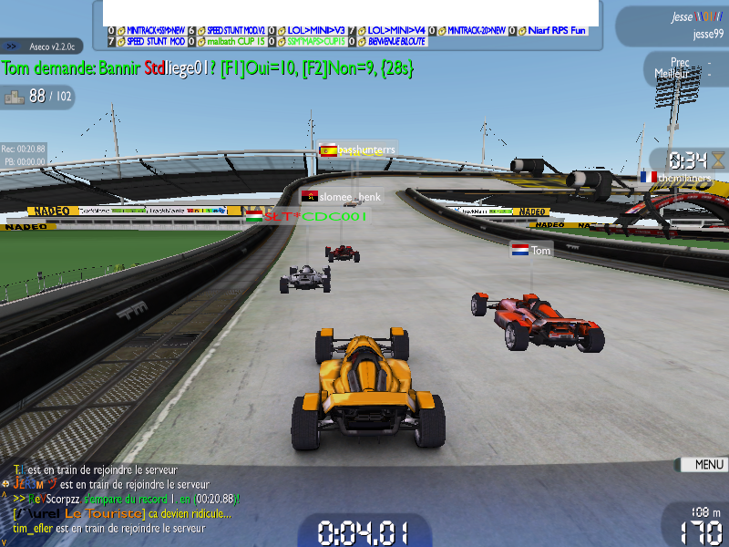 CLUBIC TÉLÉCHARGER TRACKMANIA UNITED