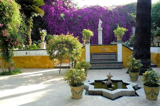 Les Jardins De L 39 Alcazar