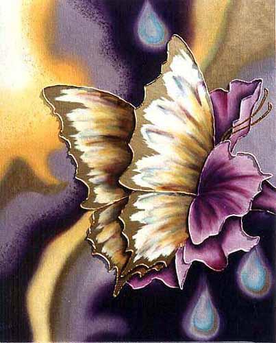 beau-fond-ecran-papillon-flora