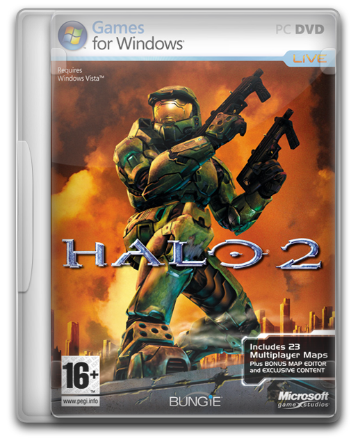 Halo 2 / Pc / Espanol / Full / ISO / 2 Servidores