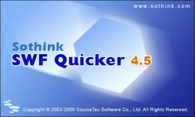 Sothink SWF Quicker 4.5