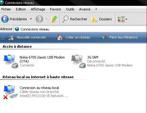 Internet 3g iam sur votre gsm Nokia 9-2370909
