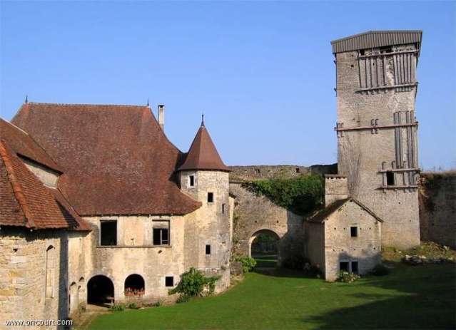 Le chateaux médiéval d'Oricourt Oricourt-1500eb0