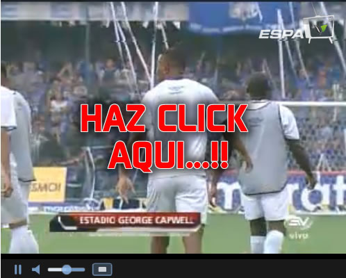 Ver Emelec vs Liga de Quito - Final 2010