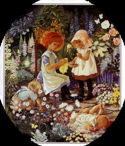 enfant-campagne-fleurs-flora