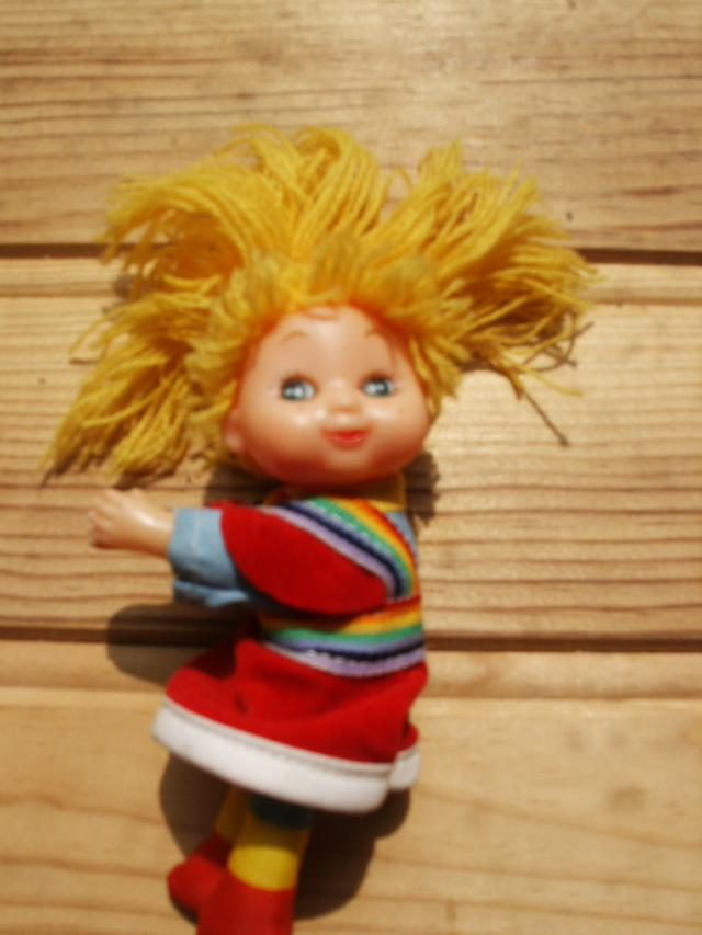 [RAINBOW BRITE] Ma petite nouvelle collection rainbow brite Pince-blondine-e1f514