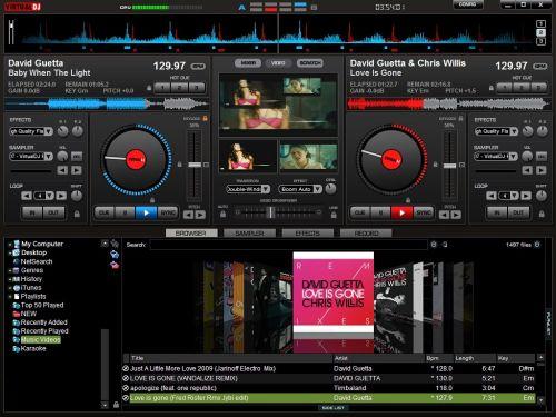 Atomix Virtual DJ Pro v6.0