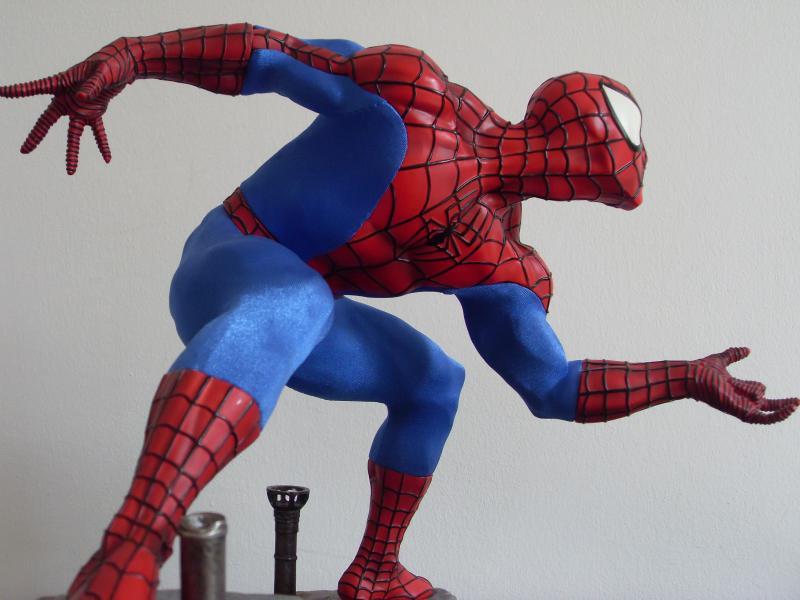 """Collection de Spider-Manu """" dernière arrivée HULK 1/4  """" Q-219666-df7dab"""
