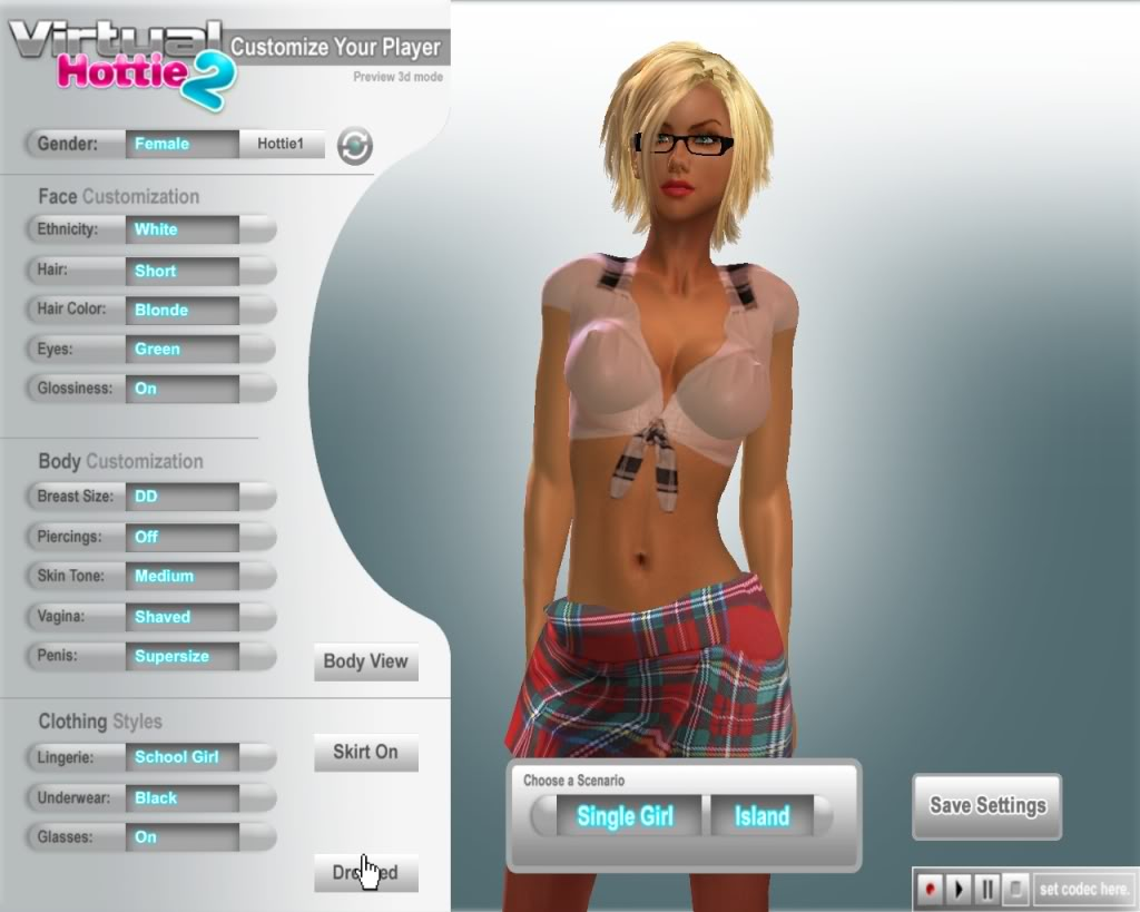 Sims nackt sexvilla exposed tube
