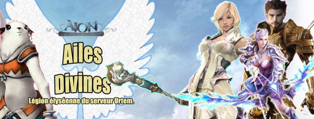 Ailes divines Index du Forum