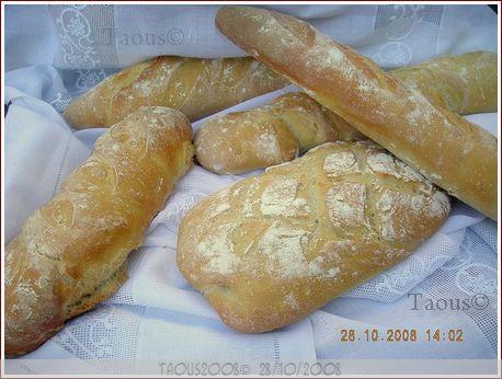 fournée de pain_taous
