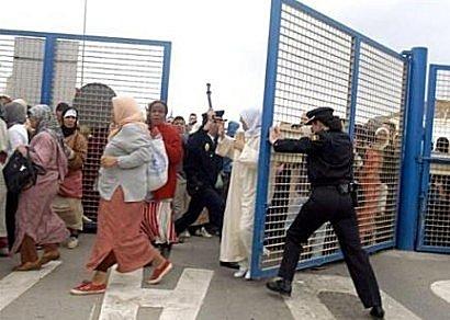 Scenario en 3 etapes pour decolonier les villes Marocaines Ceuta4-23368e0